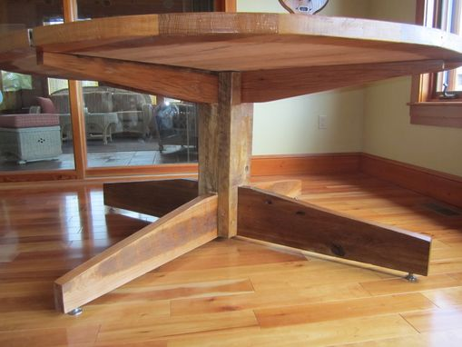 Custom Made 6' Round Dining Table