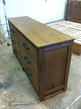 Custom Made Contemorary Bedroom Set