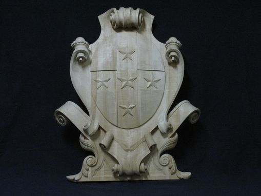 Custom Made Coat Of Arms
