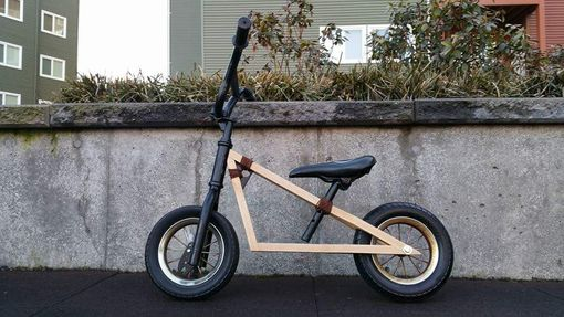 Custom Made Balance Bike