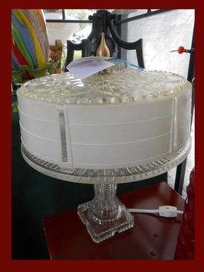 Custom Made Cake Lights 2 Light Buffet Lamps