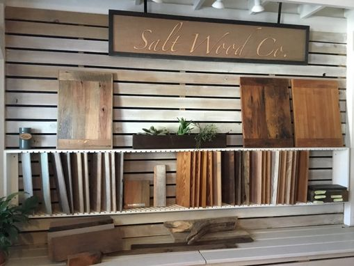 Custom Made Custom Woodworking From Reclaimed Wood