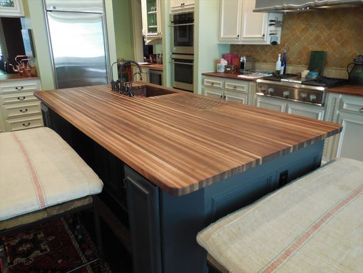 Custom Made Kitchen Countertops