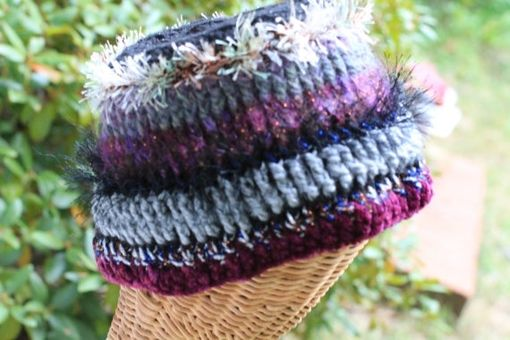 "Custom Made Berries - Multi Fiber Hat, Large Size For 21"" Or Larger"