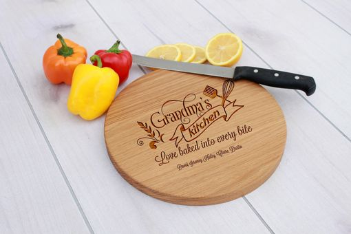 Custom Made Personalized Cutting Board, Engraved Cutting Board, Custom Wedding Gift – Cbr-Wo-Grandmaskitchen
