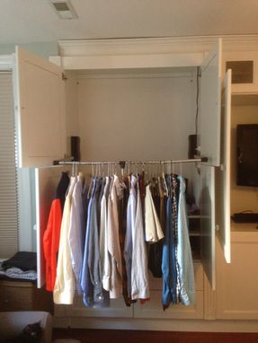 Custom Made Custom Entertainment And Closet
