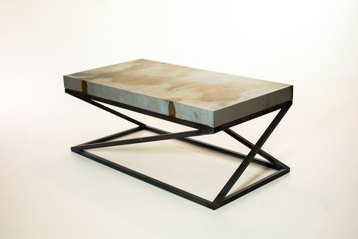 Custom Made Fazlur Coffee Table