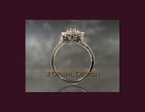 Custom Made Engagement Ring