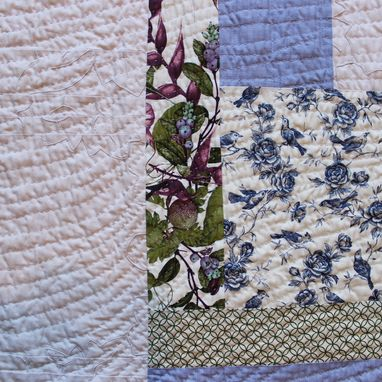 Custom Made Heirloom Textile Quilt