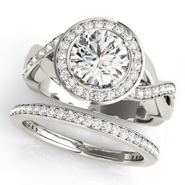 Custom Made Engagement Rings