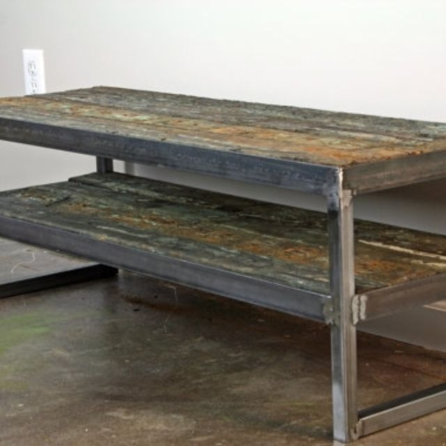 custom tv stands. Rustic Reclaimed Wood Tv Stand. Minimalist Media Console. Industrial Style. Custom Hand-Made Stands