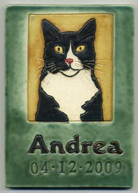Custom Made Custom Tile Pet Plaques