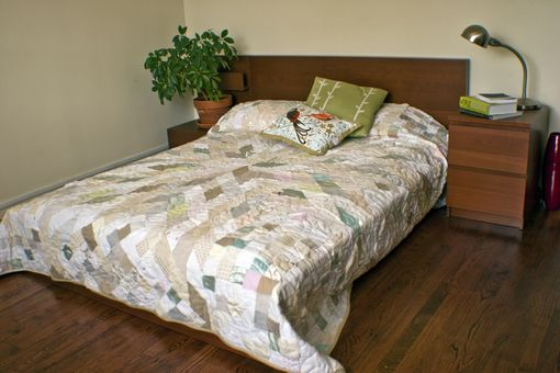 Custom Made Custom Bed Quilt