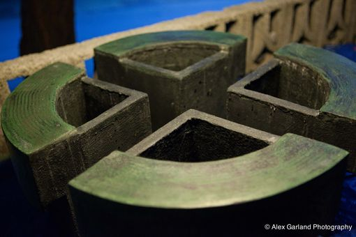 Custom Made Custom Concrete Planters