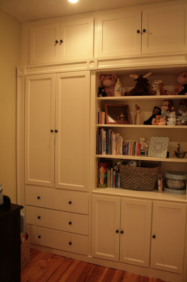 Wall Unit Designs For Small Room: Hand Made Bedroom Wall Unit By R. E. Price Cabinetry