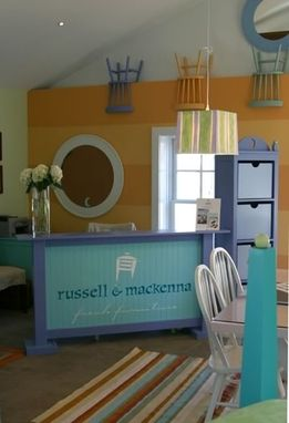 Custom Made Russell And Mckenna Aka Maine Cottage