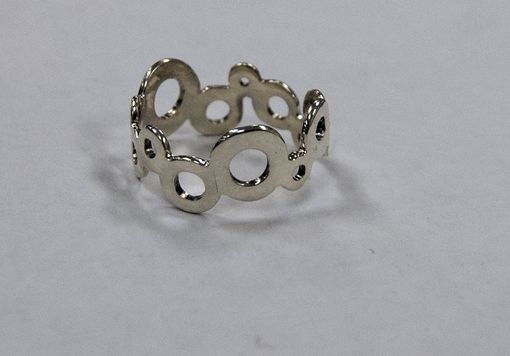 Custom Made Bubble Ring
