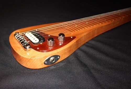 Custom Made Lap Steel Guitars 2nd Generation