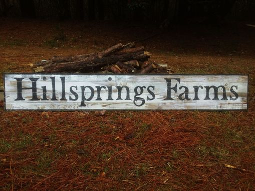 Custom Made Vintage • Replica • Weathered • Distressed • Farm • Barn Wood Signs From $330