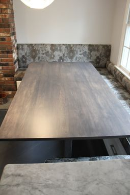 Custom Made Kitchen Table