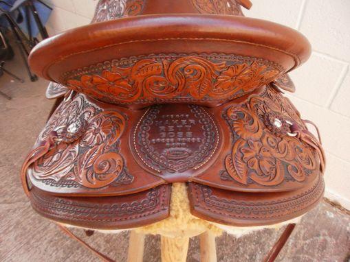 Hand Made Custom Made Wade Tree Saddle by 2nd Chance Custom
