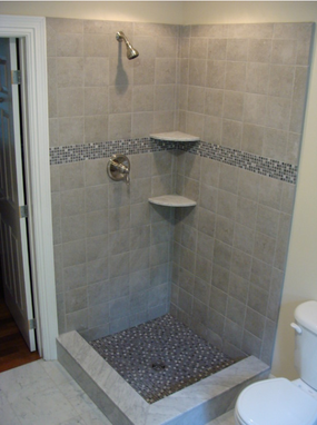 Custom Made Custom Tile Installation