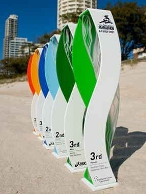 Custom Made Gold Coast Marathon 2011