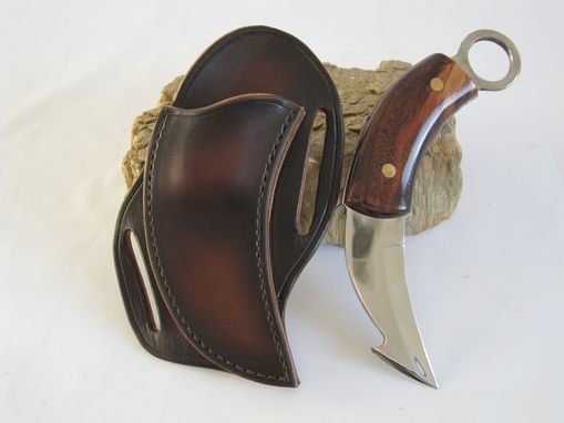 Custom Made Custom Fighting Knife Sheath