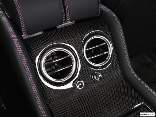 Custom Made Bentley Interior Carbon Fiber, Wood And Restoration