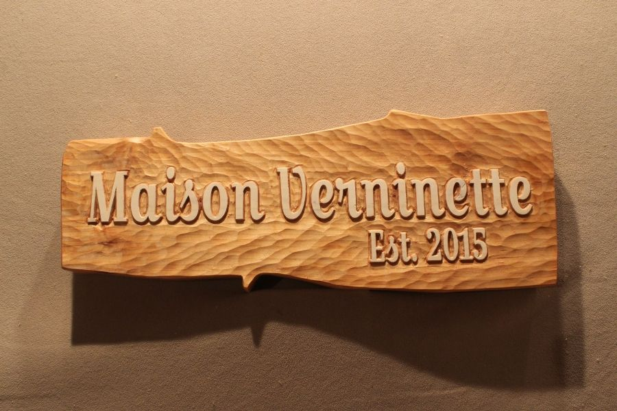 Hand Made Custom Wood Signs Carved Wooden Signs Handmade Signs
