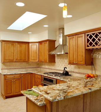 Custom Made Custom Kitchen Renovation