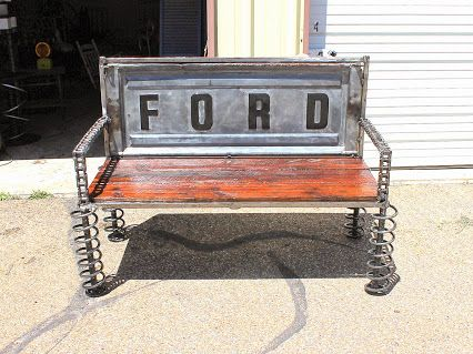 Hand Crafted Outdoor Bench | Rustic Bench | Patio Furniture ...