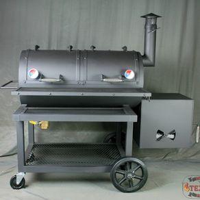 Custom Outdoor Firepits & Grills | CustomMade com