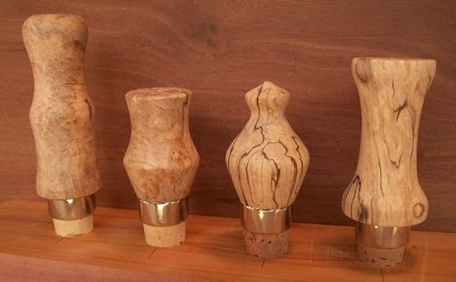 Custom Made Wine Bottle Stoppers