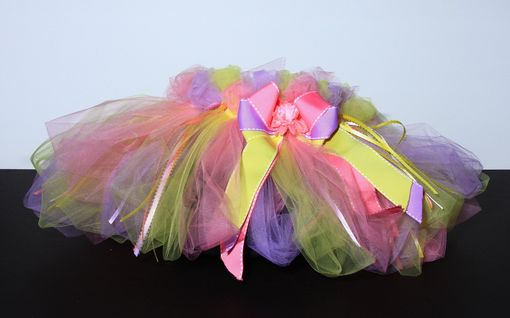 Custom Made Springtime Tutu