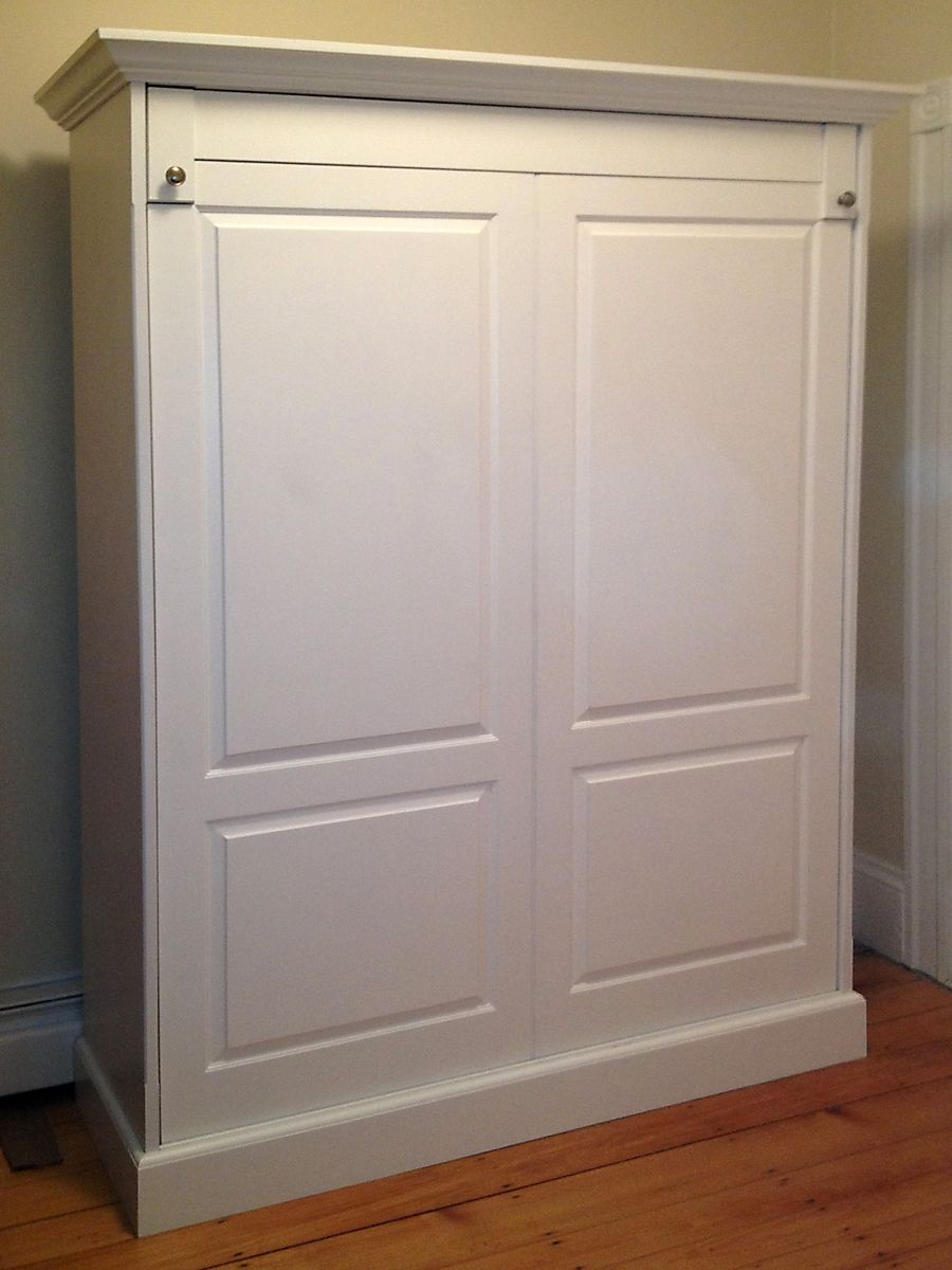 Custom Made Murphy Bed By James Eddy Woodworks