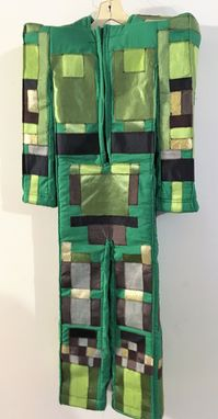 Custom Made Minecraft Magnus Costume