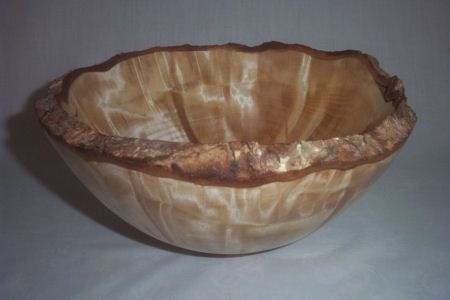 Custom Made Wooden Bowl
