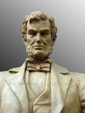 Custom Made Lincoln Memorial Statue