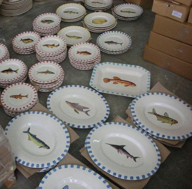Custom Made Custom Made Desigh For Dinnerware Set