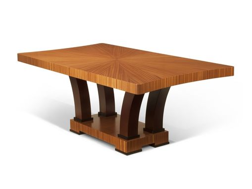Custom Made Lotus Dining Table