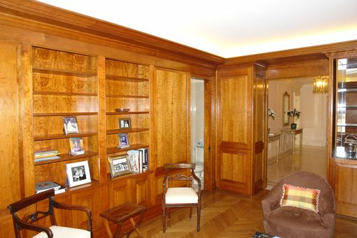Custom Made Residential Library 3