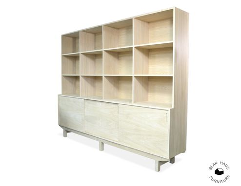 Custom Made Borge Bookcase