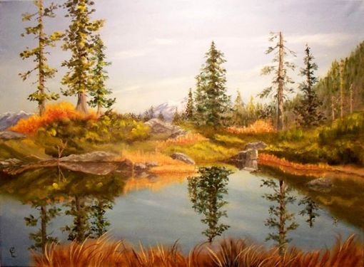 Custom Made Landscape & Seascape Paintings In Oil
