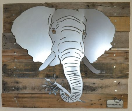 Custom Made Elephant - Heads Of Africa