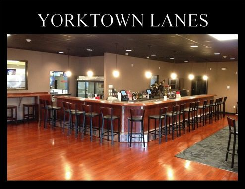 Custom Made B.C.E. Yorktown Custom Bar