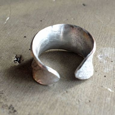 Custom Made Sterling Silver Ring