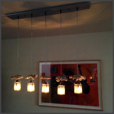 Custom Made Helen's Dining Room Chandelier