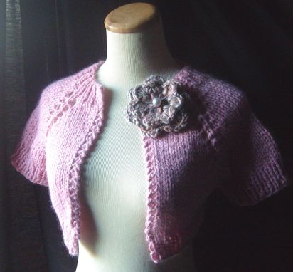 Custom Made The Extraordinary Shrug - In Luxurious Alpaca