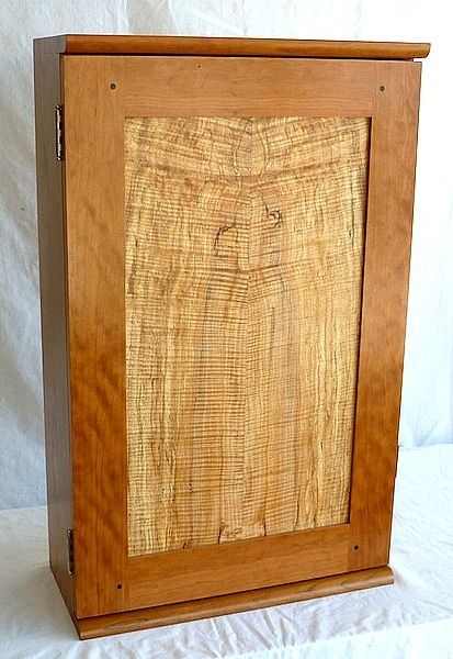 Hanging Wall Cabinet hand made shaker style hanging wall cabinetaedanworks